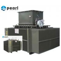 Best Overload 6.6 KV - 2000 KVA Oil Immersed Transformer Compact High Voltage wholesale