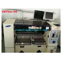 Best High Accuracy SMT Pick And Place Machine For Samsung Sm411 / Sm421 wholesale