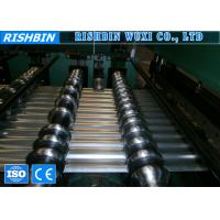 Best Imperial Rib Corrugated Roof Sheet Roll Forming Machine Hydraulic Post Cutting wholesale
