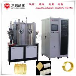 Best Ceramic Ring Titanium Nitride Coating Equipment, Thermal Heat Resistance thick film Deposition wholesale