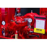 Buy cheap Superior Grade Horizontal Electric Start Fire Fighting Pump UL And FM Certificat from wholesalers