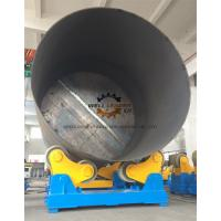 Best Self Adjustment Pipe Welding Rotator With  PU Wheels 80 Ton Loading Capaicty wholesale