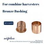 Best Combine Harvesters Bronze Sleeve Bushings 50x53x40mm Id 12-100 Mm Longlife wholesale