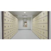 Best Anti Corrosion ABS Swimming Pool Lockers Green /4 layer /green door wholesale