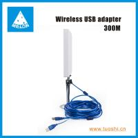 Best RT3072 high power 300Mbps outdoor 1.5km wifi usb adapter wholesale