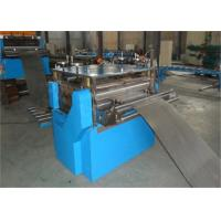 Different Width Standing Seam Roll Forming Machine 71.5kw Q235 Cold Roll Steel