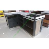 Buy cheap Multi Function Supermarket Cashier Table / Salon Reception Table from wholesalers