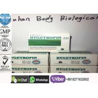 Best 191AA Human Growth Hormone Peptide Jintropin/Hygetropin/Kigtropin HGH for Bodybuilding wholesale