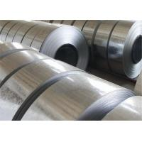 China Cold Rolled Galvanized Sheet Metal Zinc Steel SGCC / SGHC / SGC400 Grade on sale