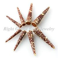 Best Customized Resin Ear Stretchers Tapers Brown 6MM , Non-toxic 10 Gauge wholesale