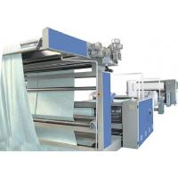 China Knits Compacting Machine Open Width Compactor Shrinkage Control ISO9001 on sale