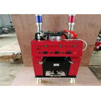 Best Red Shell Polyurethane Spray Machine 1 / 1 Standard Raw Material Mix Proportioning wholesale