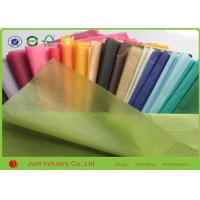 Best Professional 17g Plain Bulk Black Tissue Paper 700 * 500mm For Wrapping Clothes wholesale