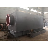 China Horizontal Chain grate Biomass/Coal Fired Hot Air Boiler For Dry Production Line on sale