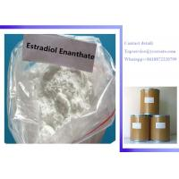 Best Pharmaceutical Raw Materials 99% Estrogen Hormone Estradiol For Anti Cancer wholesale