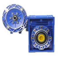China NMRV + NMRV Speed Reduction Gearbox 2.6N.M - 1074 N.M Die Cast Aluminum Alloy Body on sale