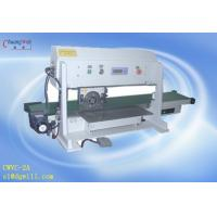 Buy cheap 2 Blades Fiber Glass 0.6mm FR4 PCB Separation With Convey Belt And CE Approved from wholesalers