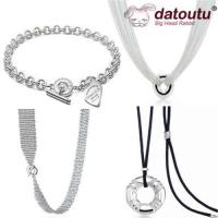 China Wholesale Tiffany 925 Sterling Silver Jewelry-Necklaces-Imitation Jewelry on sale
