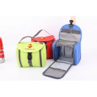 Best 600D Polyester Hanging Toiletry Kit For Travel wholesale