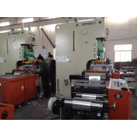 Buy cheap High speed Take Away Aluminum Foil Container Machine / Aluminum Foil Test Roll product