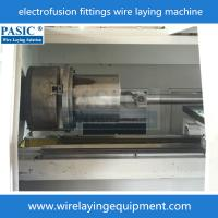 Best electorfusion fittings elbow wire laying machine PC-250/630ZF laying wire wholesale