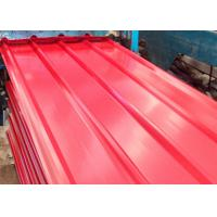 Best Durable Color Coated Steel Roofing Sheet B3 Fire Rating Custom Size wholesale