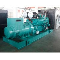 China 1250KVA / 1000KW Cummins Four Stroke Diesel Engine KTA50-G3 For Diesel Generator on sale