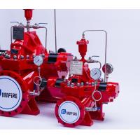 Best Multi Functional Diesel Engine Driven Fire Pump For Large Scale Commercial Complex wholesale