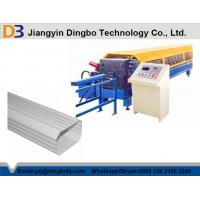 China Cutting Automatically Water Downspout Roll Forming Machine Pass CE And ISO on sale