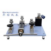 China bench type Pneumatic pressure testing pump HS721 on sale