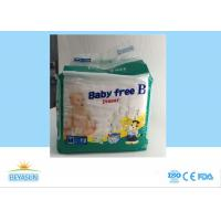 Best Professtional Safest Disposable Diapers For Babies , Newborn Baby Nappies wholesale