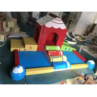 Best Climbing Bridge Type Indoor Soft Play Equipment Strongly Attractive For Childrens wholesale