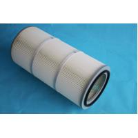 Cheap Professional Polyester Dust Filter Cartridge With PTFE Membrane Easy To Install for sale