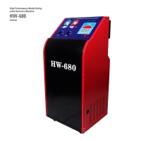 Best Pressure Protect 8HP AC Recycling Machine HW-680  R134a Refrigerant wholesale
