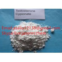 Best White 99.8 % Purity an androgen and anabolic steroid Testosterone cypionate CAS Number 58-20-8 Chemical formula C27H40O3 wholesale