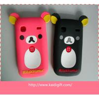 Best Colorful Silicone Phone Cases Cute Waterproof With Custom Logo wholesale