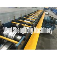Best Perfect Working Accuracy Shutter Roll Forming Machine With 36 Rollers European Style wholesale