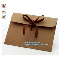 Best Factory wholesale A3 A4 A5 Blank Brown Paper envelopes for online shop,Eco friendly cheap paper envelope gift card envel wholesale