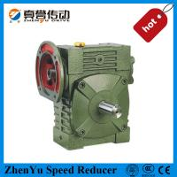 Best Custom Helical Worm Gear Reducer , Flange Mounted Speed Reducer Gearbox wholesale