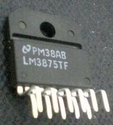 power amplifier IC new original price LM3875TF  ZIP-11