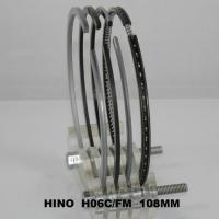 Best H06C Standard Cylinder Piston Rings Set for Ranger 4E 108 x 3 x 4.5 , 13019-1750A ( cyl ) wholesale