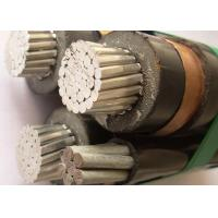 Best AL 3x150mm2 Copper Tape Screen Cable For Overhead Power Transmission 6.35/11KV wholesale