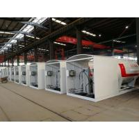 China CLW1020 Lpg Skid Storage And Cooking Cylinder Refilling Tanker Plant 5 Ton on sale