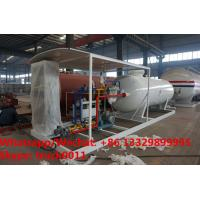 Best Customized CLW 5ton gas cylinder LPG bottling plant 50000 liters lpg gas station for sale, skid lpg gas dispensing plant wholesale