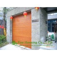 Best Aluminum alloy Rolling Garage Door From China Manufacture, With Remote-Controlled wholesale