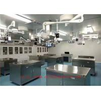 Best Custom Made L3000*D750*H900 MM Stainless Steel Lab Table Stainless Steel Lab Furniture In Our Factory wholesale
