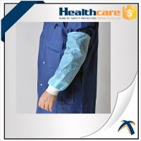 Best HDPE Arm Length Waterproof Disposable Sleeve Covers For Food Processing / Hospital wholesale