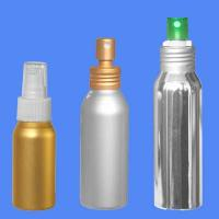 Best Aluminum Cosmetic Spray Bottle 60ml / 100ml / 80-90ml for solvents wholesale