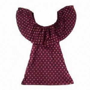 Best Woman's Dress, Made of 100% Viscose Single Jersey wholesale