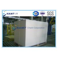 Chaint Pallet Handling Systems With Chain Conveyor ISO Certification
